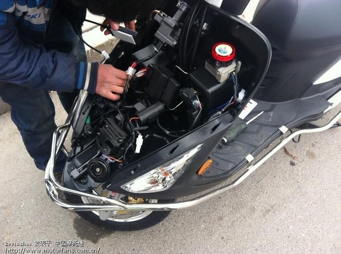 新入手白色电喷海王星 - 第2页 - 海王星 - 摩托车