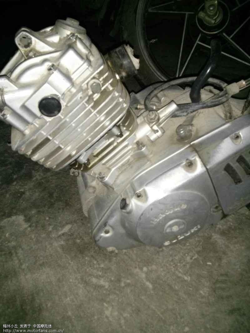 铃木钻豹发动机 - 维修改装 - 摩托车论坛 - 中国摩托