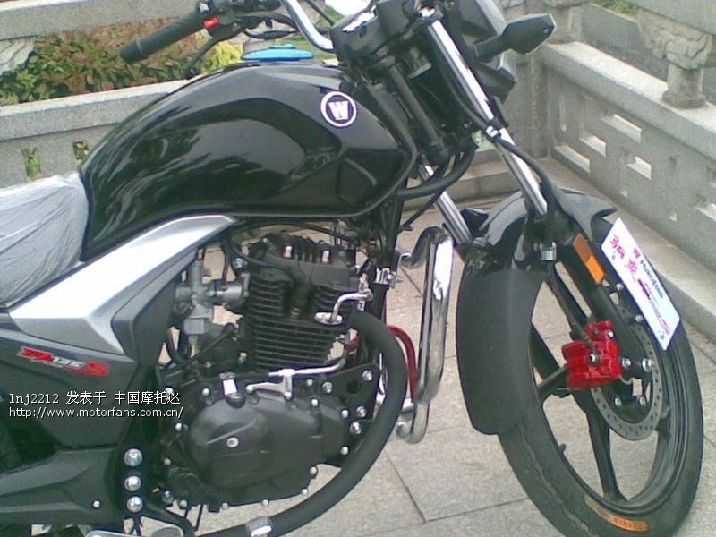 豪爵摩托车125油表接线图