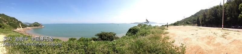 苔菉附近的风景区