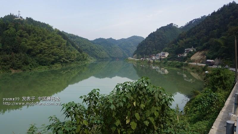 国道207马迹塘至梅城段