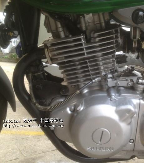 钱江龙19c能不能换gn250发动机