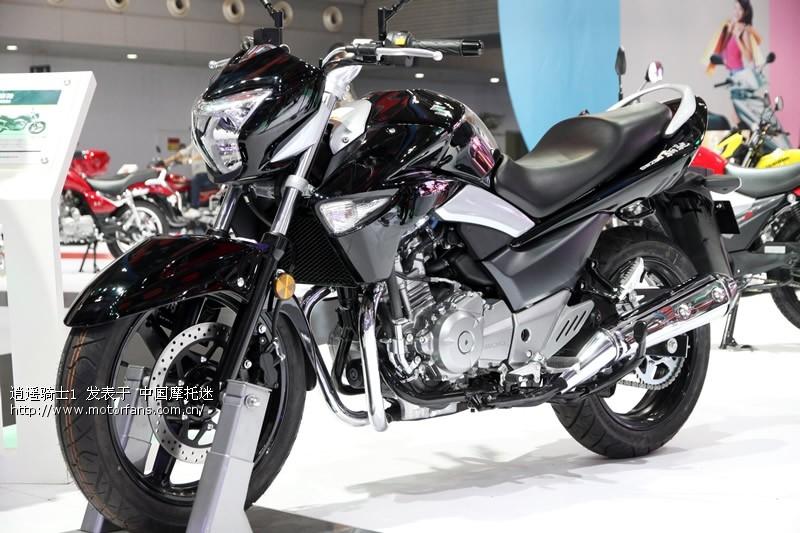 国产250c摩托车接龙