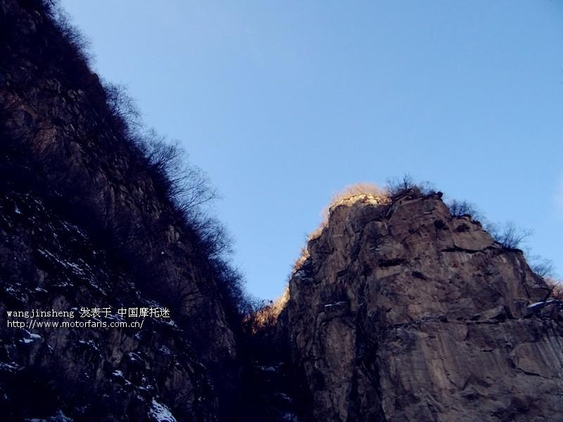 妙峰山雪景拍摄记 - 北京摩友交流区 - 摩托车论坛 ...