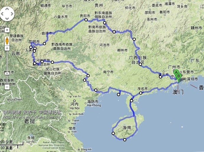 进广东省雷州半岛过海,由海口市,琼海市,万宁市,陵水市,三亚市,东方市
