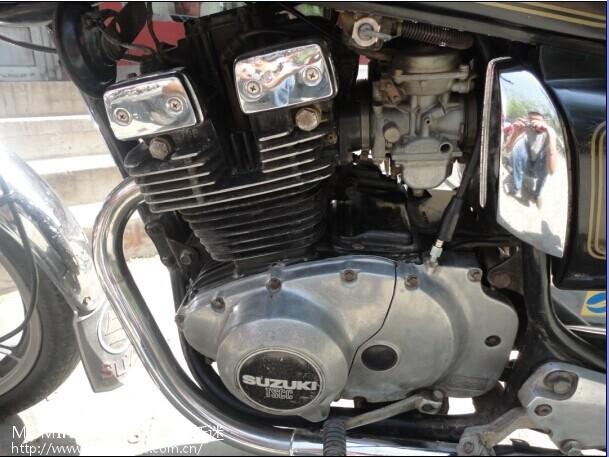 单缸小链发动机图纸