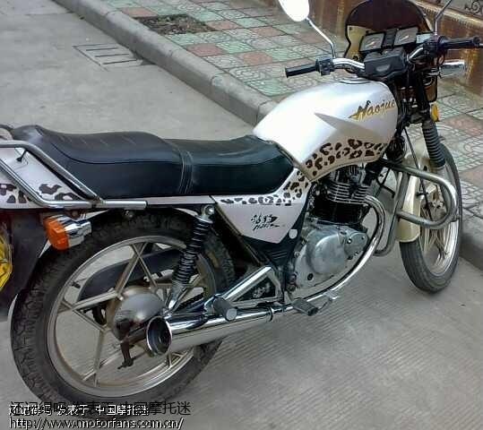 豪爵钻豹125�9b�9�b_69 豪爵铃木-骑式车讨论专区 69 钻豹 69 f104开头的豪爵钻豹