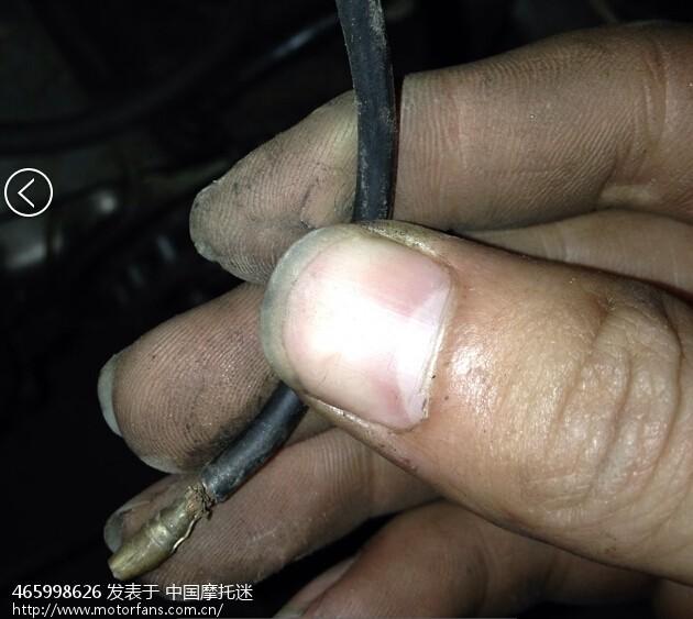 本田h100s高压包接线 - 维修改装 - 摩托车论坛 -  将