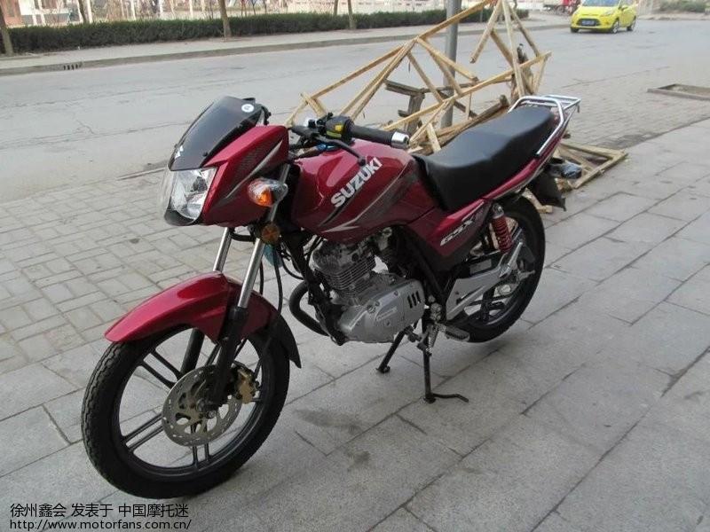 处理3台qs125-3k--轻骑铃木新骏威《《已经售出》》