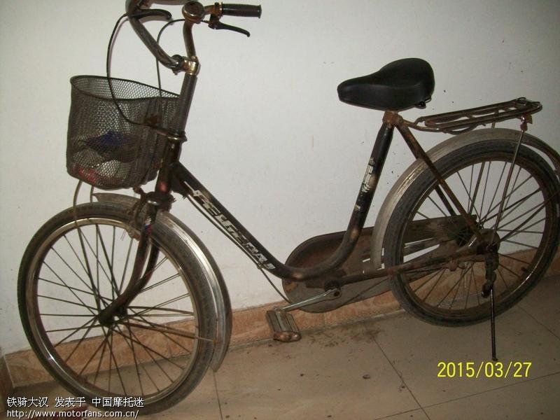 飞鸽自行车