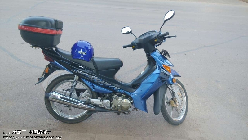 qs110-a太差了 - 济南铃木-弯梁车讨论专区 - 摩托车