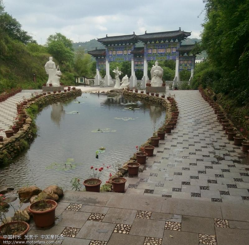 会昌洛口风景图片