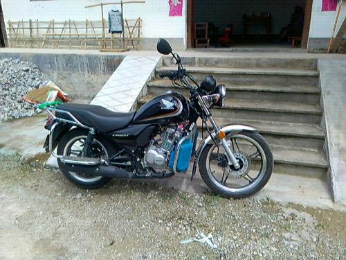 骑锐猛 游乡村 - 新大洲本田-骑式车讨论专区 - 摩托
