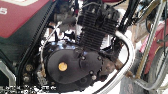 f416铃木王换了f406的发动机点火系统还要改吗?如果还用f .
