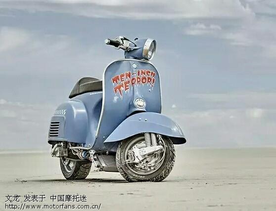 复古摩托车改装收集帖 不断更新