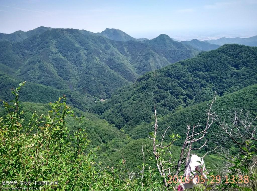 从户县到岐山:我的摩托之旅 - 陕西摩友交流区 - 摩托
