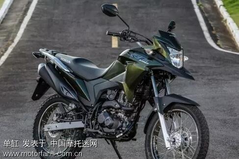 xre190越野摩托车在2017年有望进入国内?