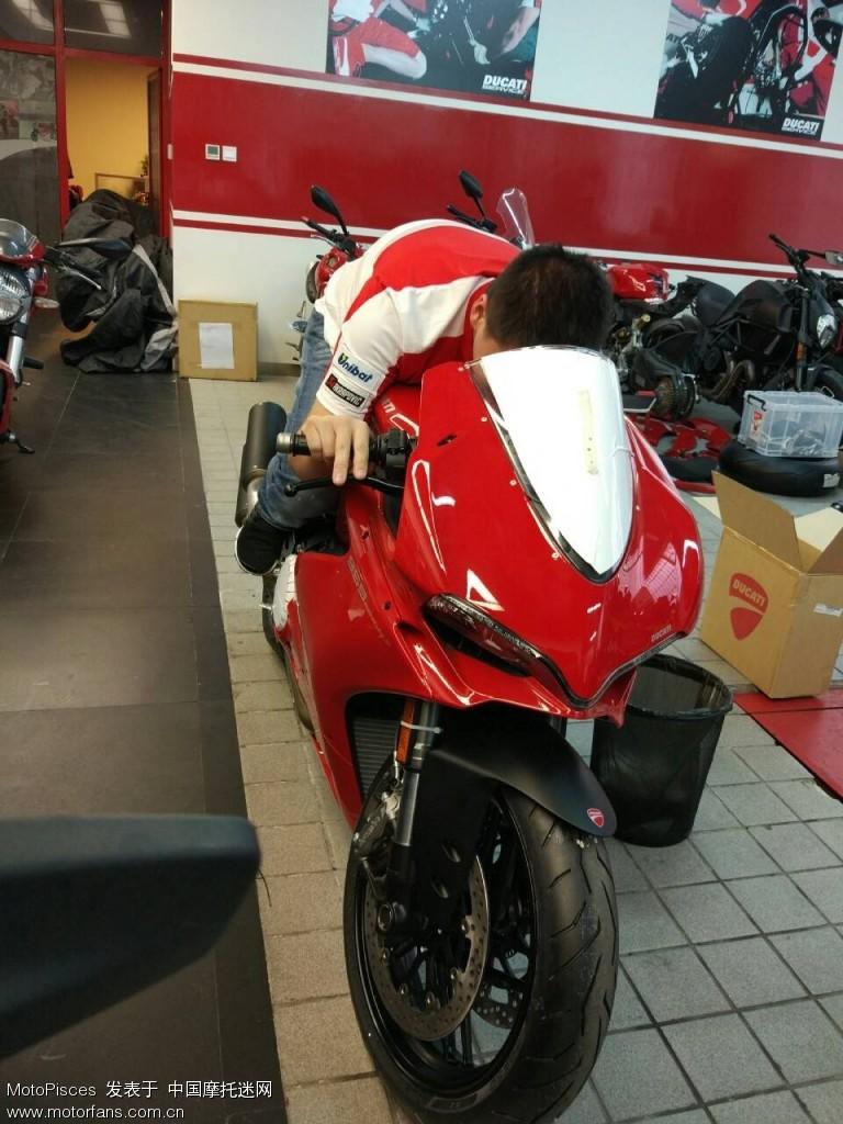 杜卡迪新款959 Panigale 杜卡迪Ducati 摩托车论坛 中国摩托迷网 将摩旅进行到底
