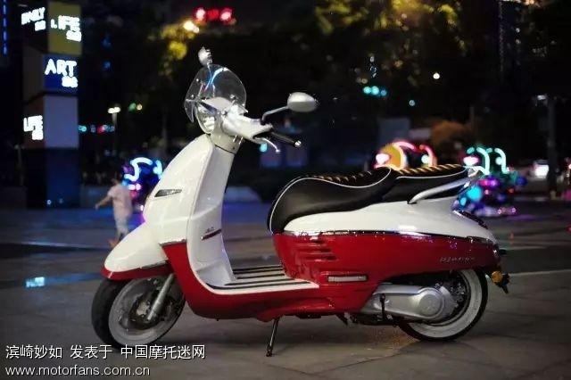 标致姜戈自拍 - peugeot 标致摩托 - 摩托车论坛