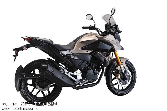 KPT200 力帆摩托 骑式车讨论专区 将摩旅进行到底