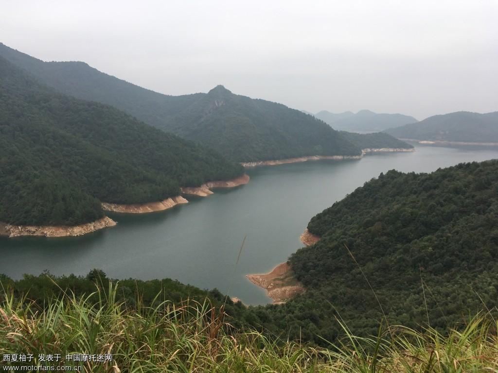 七一水库风景
