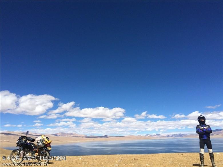 """2016典子MM的""""摩托车穿过西藏的秋天"""""""