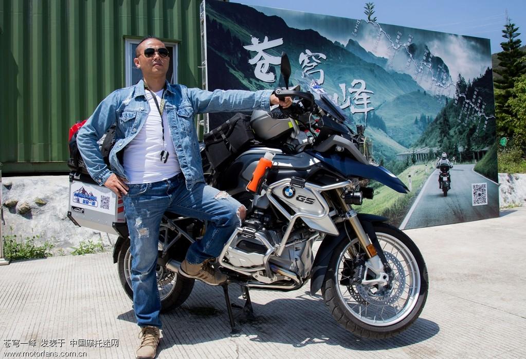 骑着摩托车走遍中国每一个县
