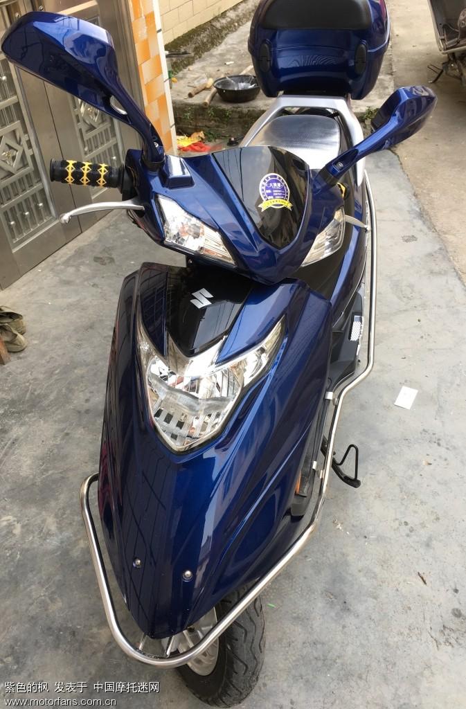国三化油器红宝 - 豪爵铃木-踏板车讨论专区 - 摩托车