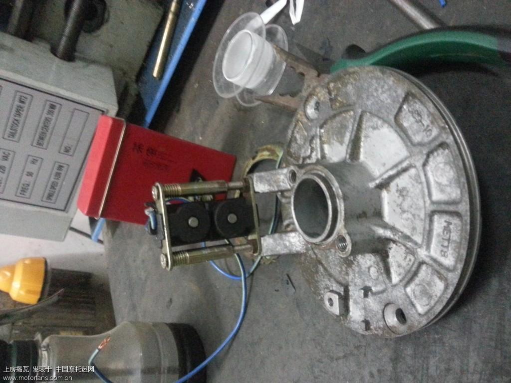 天虹并列双缸 - 维修改装 - 摩托车论坛 - 中国摩托