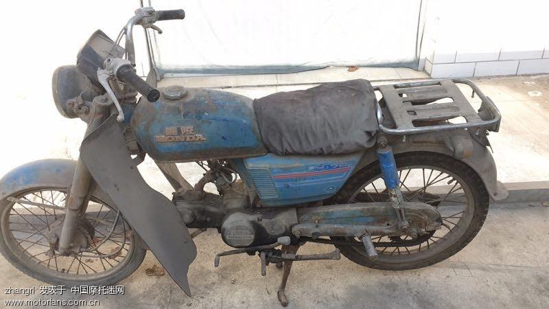 84年嘉陵本田70 - 嘉陵摩托 - 摩托车论坛 - 中国摩托