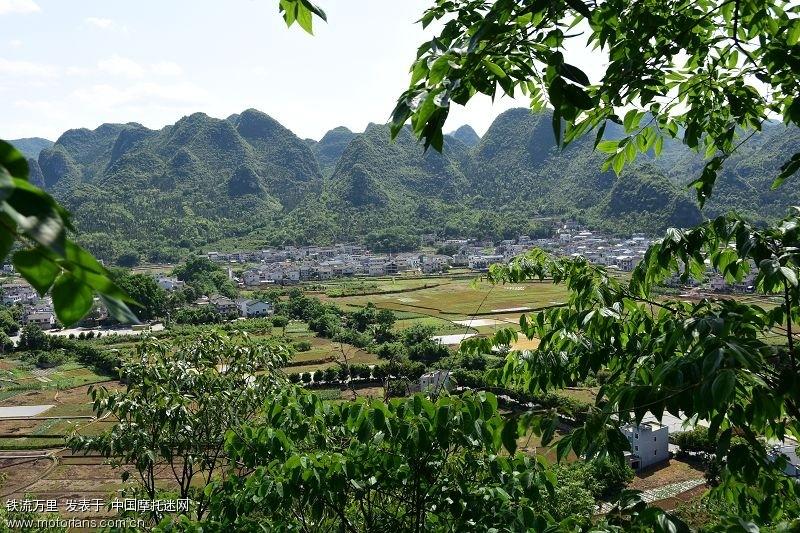 摩旅黔西南-------兴义万峰林风光图片
