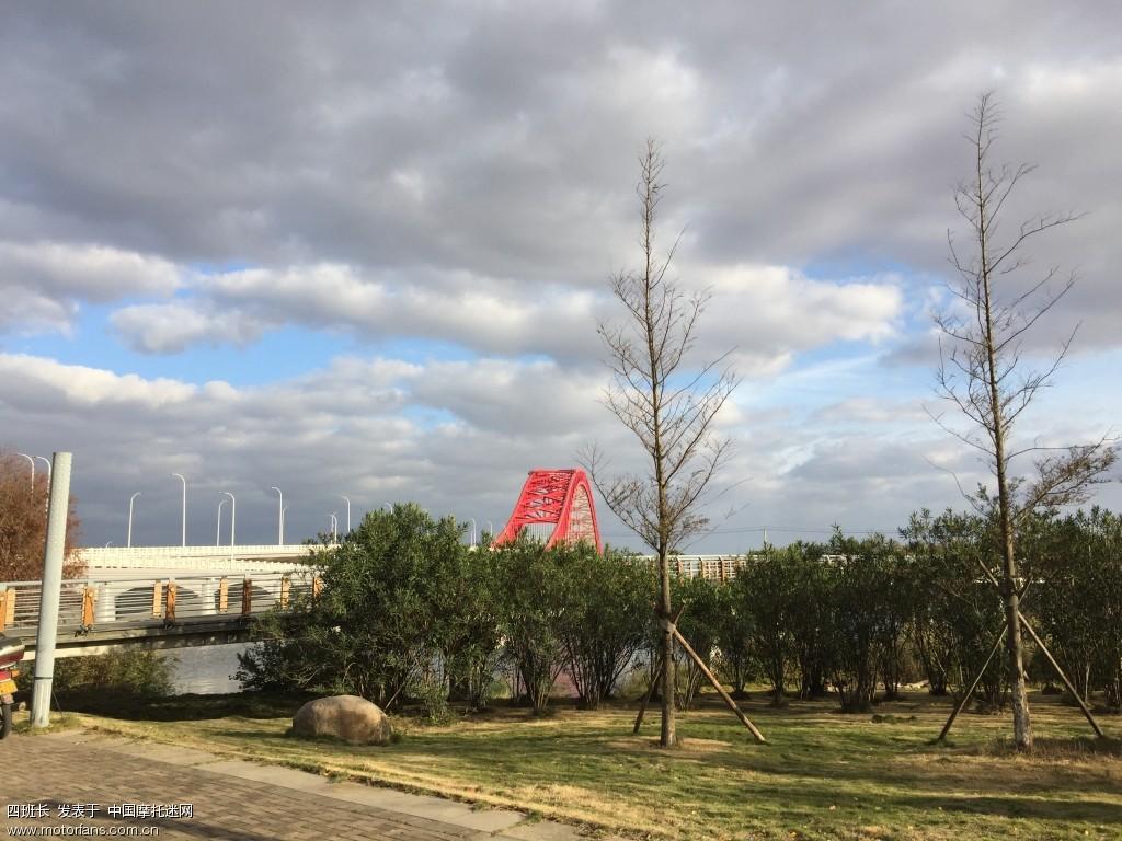 春晓梅山大桥