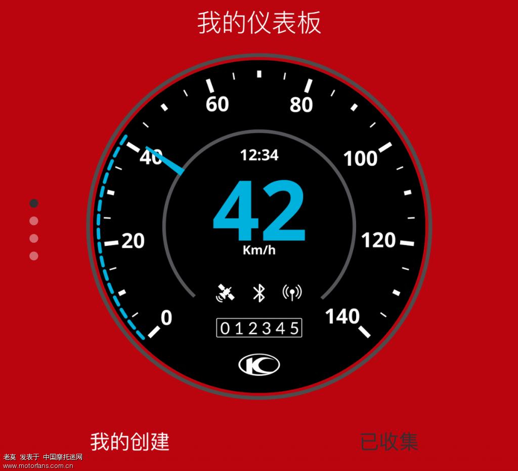 2018 新年购置光阳LIKE 150 踏板摩托车 03.png