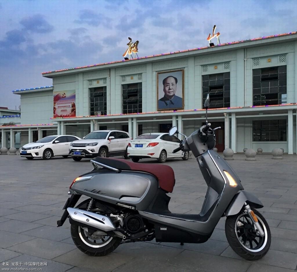 2018 新年购置光阳LIKE 150 踏板摩托车 08.jpg