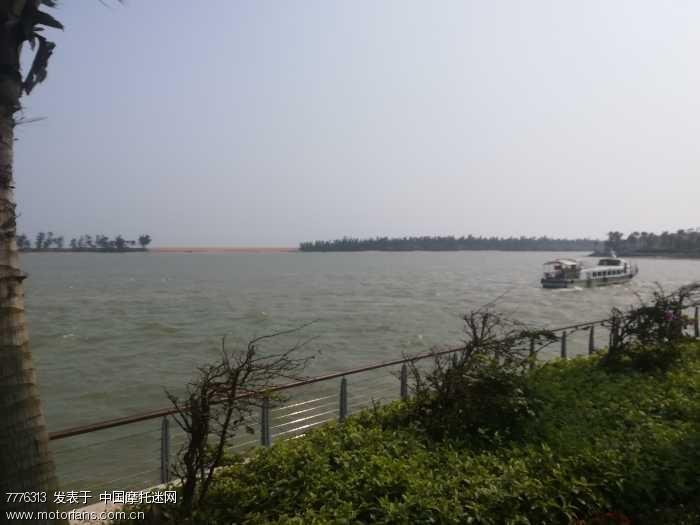 万泉河入海口