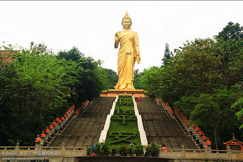 景洪大佛寺