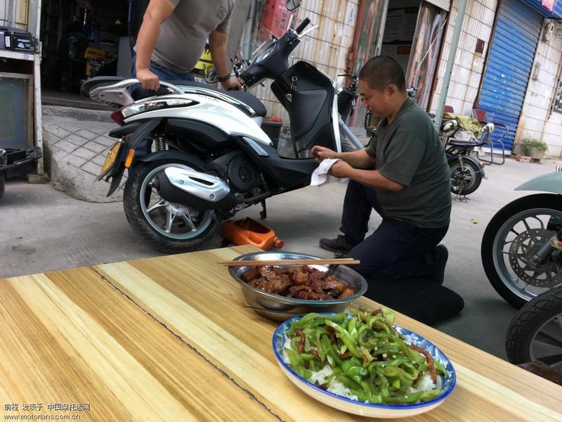 刘哥给准备的红烧肉,哈哈!