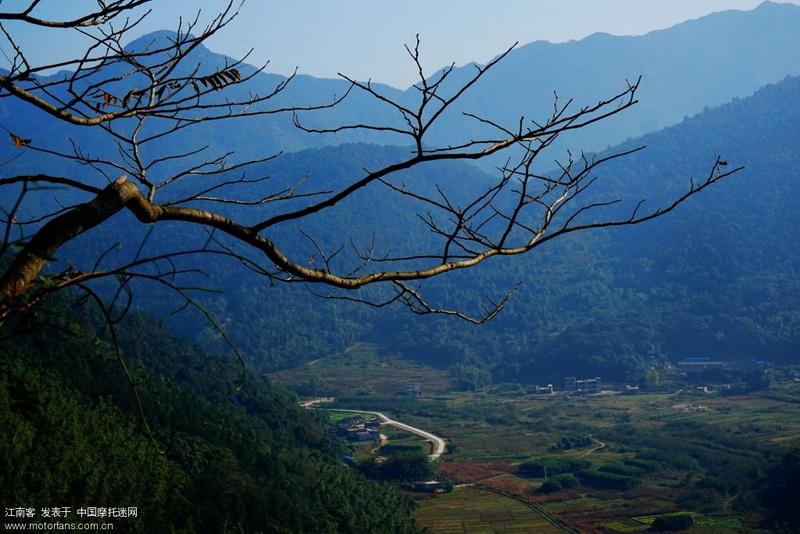 岩背——藏在深山的小瑞士