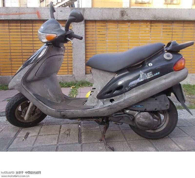 1998阿帝拉125