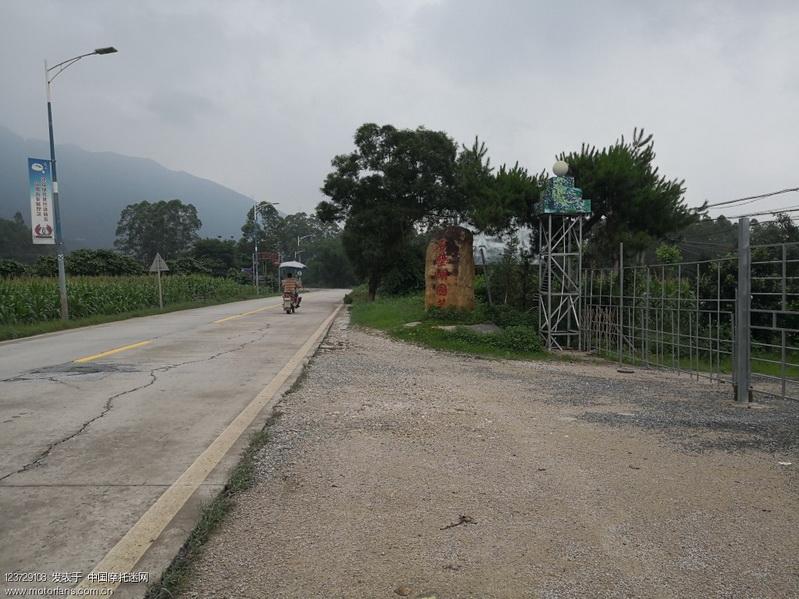 转入省道S377,向高田方向进发,路边随处可见的农庄