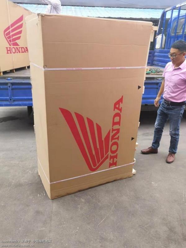 卸货的时候,怎么是这样的造型?