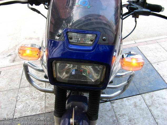 〔原创〕摩托车双闪警示灯的改装