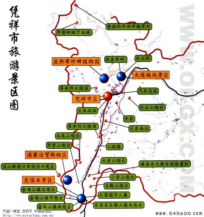 灵山县旧州镇地图