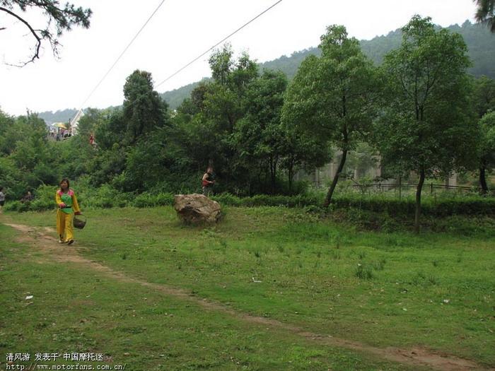 6.1带女儿去武汉九峰山森林公园
