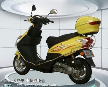 大阳摩托 --变形金刚 - 大阳大运 - 摩托车论坛 -  将