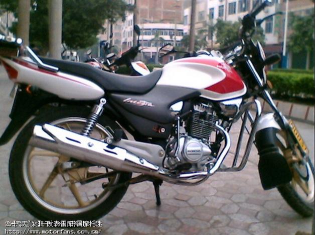 新大洲本田摩托车 金锐箭(sdh125-46a) 市场价格是多少 .