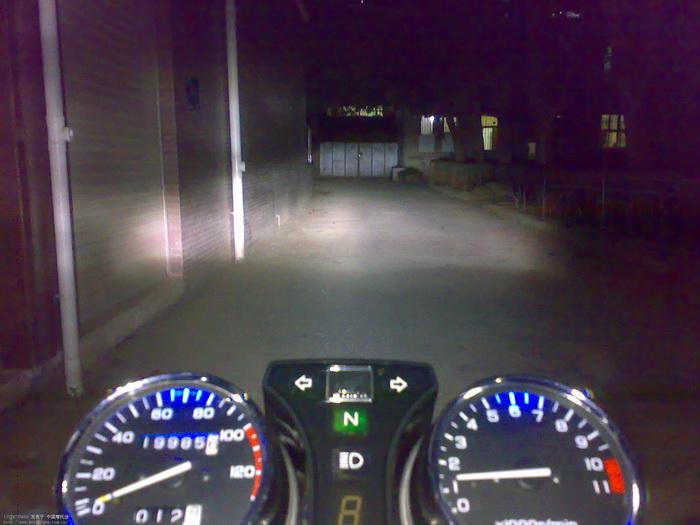 改装疝气灯 - 维修改装 - 摩托车论坛 - 中国摩托迷网