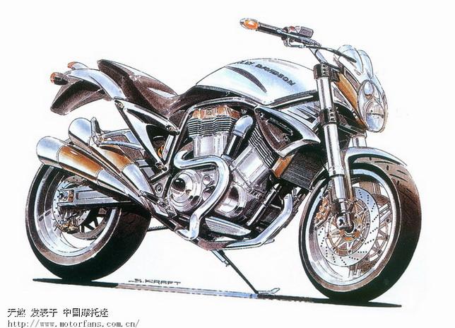 漂亮之极 手绘摩托 - 湖南摩友交流区 - 摩托车论坛