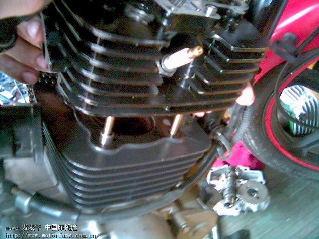 4缸摩托车直流点火器接线图