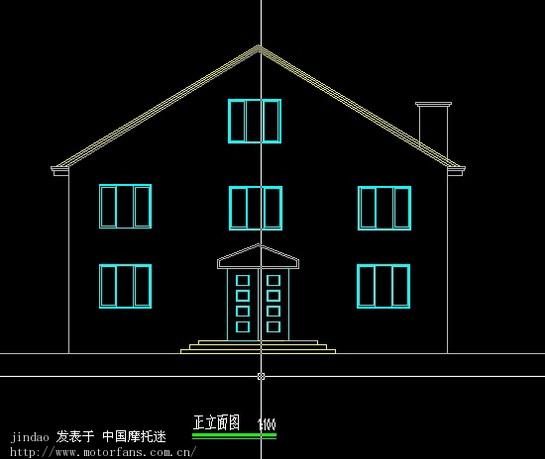 式小房子设计图